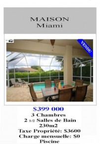 floride miami,acheter en floride miami,villa miami a vendre