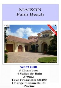 Miami agent immobilier agence immobili re miami for Acompte achat maison